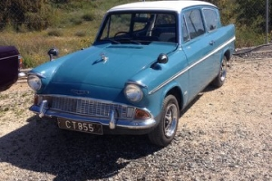 FORD ANGLIA 1200 SUPER