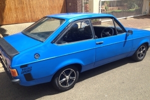 ESCORT MK2 1600 SPORT FOR SALE