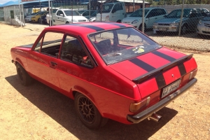 FORD ESCORT MK2 1600 SPORT - IN  NEED OF RESTORATION